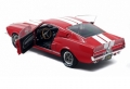FORD Shelby Mustang GT500 1967 Red  1:18 1802902