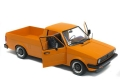 VW Caddy MK1 Custom 1982 orange metal 1:18 1803502