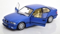 BMW M3 Coupe E36 1990 estoril blue 1:18 1803901
