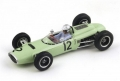 Lotus 24 #12 Jim Hall Monaco GP 1:43 S2141