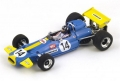 Brabham BT33 #14 Graham Hill 1:43 S4338