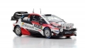 Toyota Yaris WRC No.10 Winner Rally Swe 1:43 S5165