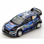 Ford Fiesta WRC Tanak Rally Italy 2017 1:43 S5167