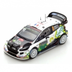 Ford Fiesta WRC #3 Rally Monte Carlo 20 1:43 S5953