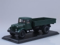 MAZ-200 Flatbed Truck (dark green) 1:43 1008