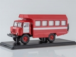 KSP-2001(GAZ-66) Fire Dept. Mobile 1:43 1194