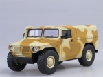 GAZ-233002 Russian Army Jeep Tiger 1:43 2003