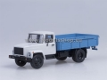 GAZ-3307 Flatbed Truck (blue/grey) 1:43 AI1006