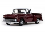 Chevrolet Pick-Up C-10 Stepside Maroon 1:18 1391