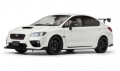 Subaru WRX STI (S207) metallic white NB  1:18 5554
