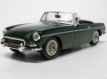 MGB Cabrio Green 1:43 STR/20