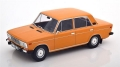 Lada 2106 1976 Golden yellow with blu 1:18 1800240