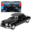 Citroen DS19, czarny 1:24 WE22506H