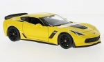 Chevrolet Corvette Z06 Yellow  1:24 24085YELLOW