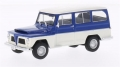Willys Rural 1968 (bluewhite) 1:43 197395