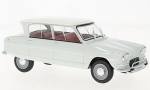 Citroen AMI 6 Light Green White 1:24  WB124026