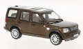 Land Rover Discovery 4 Metallic Brown 2 1:43 WB269