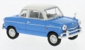 NSU Prinz 30E  (light blue) 1:43 WB281