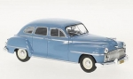 Desoto 4-Door Saloon Blue 1:43 WB282