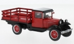Ford AA Platform Truck red 1:43 WB290