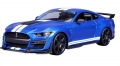 Ford Mustang Shelby 2020 Blue 1:18 31388B