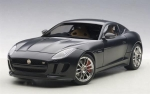 Jaguar F-Type R Coupe 2015 (matt black) 1:18 73652