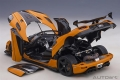 Koenigsegg Agera RS 2015  Cone Orange C 1:18 79023