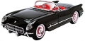 Chevrolet Corvette 1954  Black 1:18 AMM1015