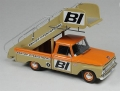 Ford USA Truck Pick-Up Airport Stairs 1:43 GCBI003
