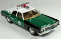 Ford Galaxie New York Police Departme 1:43 NYPD001