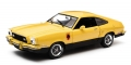 Ford Mustang II Stallion1976 Yellow/bla 1:18 12889