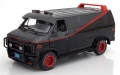 GMC Vandura 1983 TV series The A-Team 1:18 13521