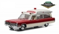 Cadillac S&S 48 1966  High Top Ambulan 1:18 PC1800
