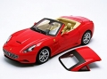 Ferrari California V8 2008 red with Har 1:18 R3255