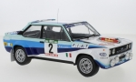 Fiat 131 Abarth #2 2nd Rally Portu 1 1:18 18RMC053