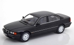 BMW 740i E38 1.Series 1994 black metal 1:18 180361
