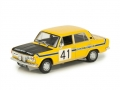 Fiat 125P #41 Rally Monte Carlo Yello  1:43 MA1000