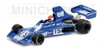 Tyrrell Ford 007 #15 Michel Leclere 1:43 400750115