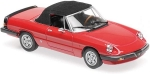Alfa Romeo Spider 2.0 1983 Red 1:43 940120761