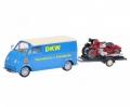 "DKW Schnelllaster ""DKW"" with bike 1:43 4502388"