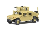 M1115 Humvee Military vehicle with gu 1:48 4800102