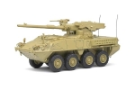 M1128 MGS Stryker Military vehicle sa 1:48 4800202